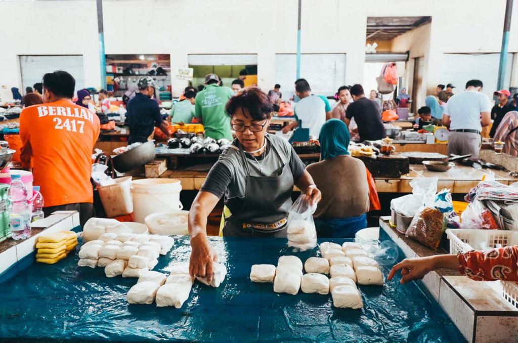 Historia del tofu