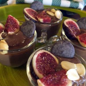 receta natillas cacao