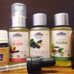 Aceite vegetal o aceite portador de esencias