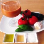 Combate el calor con gazpacho!
