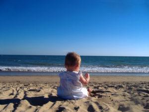 Cosmética natural también para los bebés