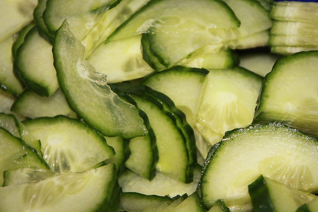 Beneficios de comer pepino