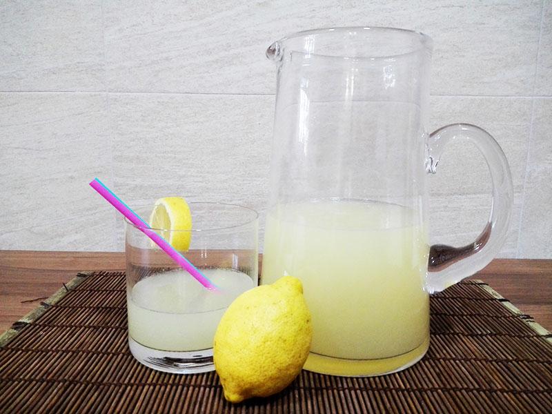 El refrescante limón