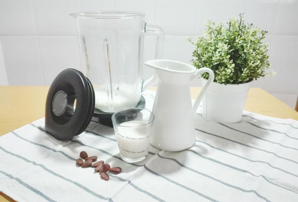elaborar tu bebida vegetal de almendras