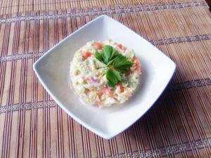 Receta de Ensalada de col deliciosa