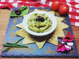 deliciosa receta de Guacamole exprés