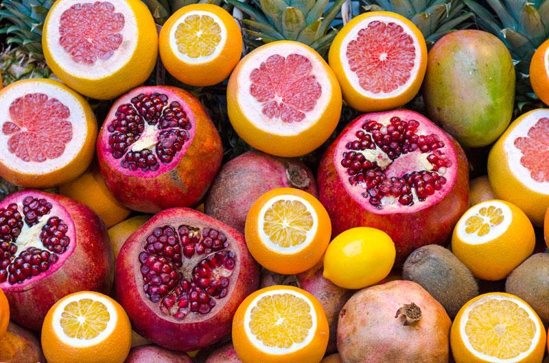 La granada: la fruta del otoño