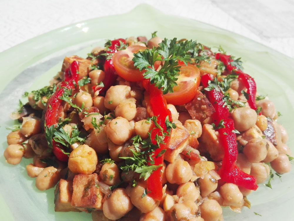 aportar proteínas a mi dieta de forma rica y vegetarian