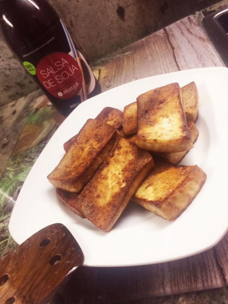 Receta con Tofu, fuente de proteína ¿Qué es el tofu?